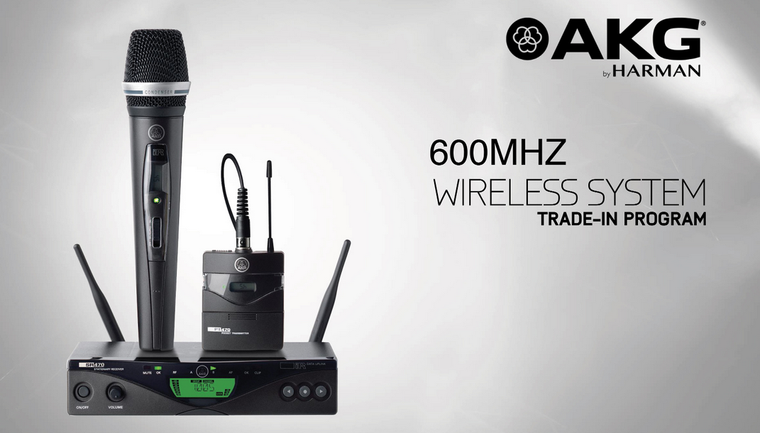 600MHz Wireless Trade-In